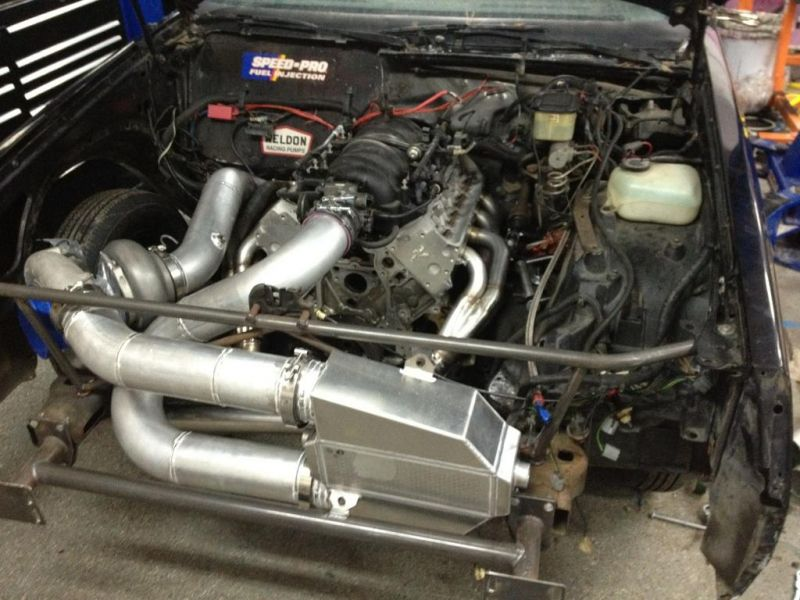 G body turbo manifolds - Page 3 - LS1TECH - Camaro and